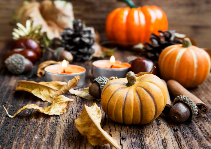 Seasonal Fall Décor with Pier 1 Imports Southlake , Shops of